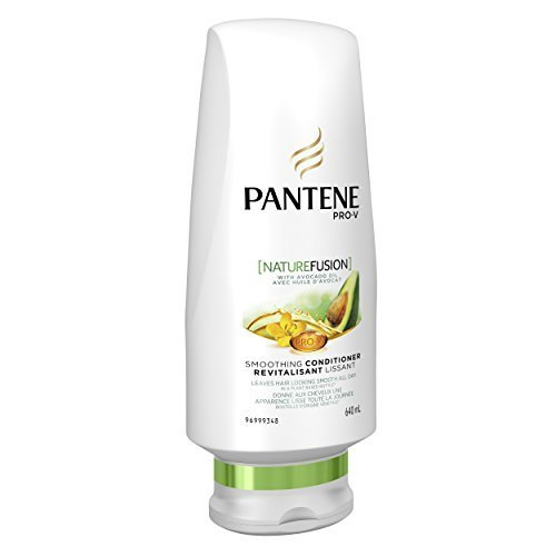 Pantene Pro-v Nature Fusion Smooth Vitality Conditioner, 22.8 Ounce by Pantene