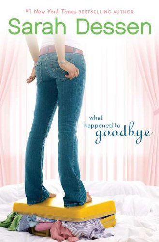Book cover for What Happened to Goodbye