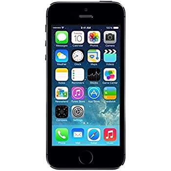 Apple BT-ME432DN iPhone 5S 16 Go Gris Sidéral