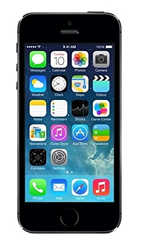 Apple iPhone 5S 16GB Smartphone, Grigio Siderale [Germania]