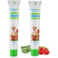 Mamaearth Baby's Natural Berry Blast Toothpaste (50g) - 2 Piece