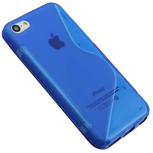 high-value-apple-iphone-5-5g-5s-blue-silicone-gel-s-line-grip-case-cover-for-apple-iphone-5-5g-5s-by