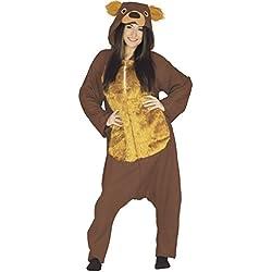 Guirca - Disfraz adulto oso, Talla 48-50 (84924.0)