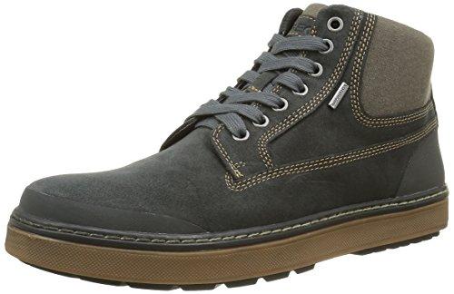 Geox Herren U Mattias B Abx B Chukka Boots, Grau (ANTHRACITEC9004), 42 EU