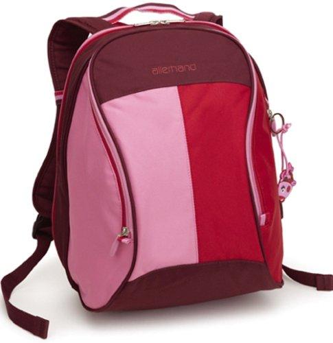 Allerhand AH-K-TBP-24 107 - Kids Travel Backpack Rouge - Rucksack