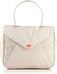 adidas Tasche Boho Chic - Portatrajes de viaje, color beige, talla DE: 42 x 40 x 10 cm