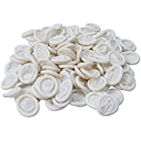 VADOO Vadooll 200 Stück/Beutel Einweghandschuhe Latex Fingerlinge Antistatisch Medizinischer Fingerhut, weiß preisvergleich bei billige-tabletten.eu