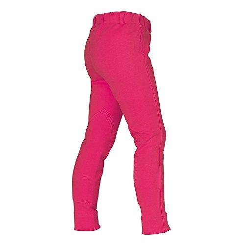 Shires Wessex Kinder Reithose 3-4 Pink