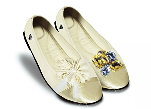 Happy Shoes, Ballerine donna Nero