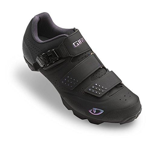 Giro Manta R - Chaussures Femme - Noir 2018 Chaussures VTT Shimano noir