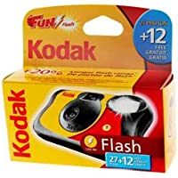 Kodak FUN Flash Disposable Camera – 39 Expo Treasures Pack Of 3