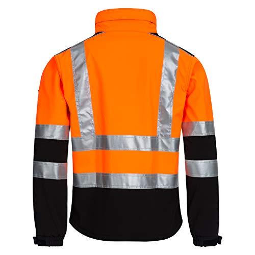 4XL-R il montaggio Portwest Portwest Rain Jacket nero