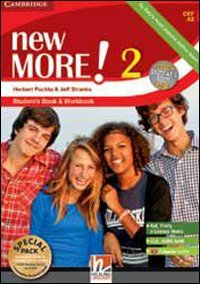 New more! Con Grammar practice. Per la Scuola media. Con CD-ROM. Con espansione online: 2
