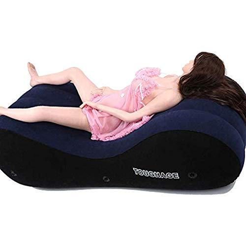 Xiuluo Position mat Tragbarer Stuhl/Kissen/Lounge Aid Cushion Triangle Wedge Erwachsenes Paar Spiel Spielzeug Entspannen Sie Sich und lindern Sie Schmerzen -