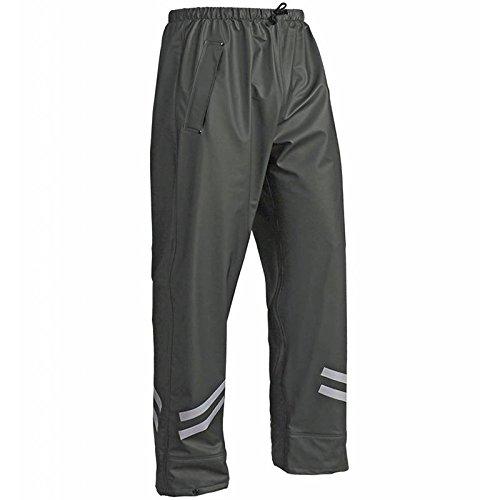 "Preisvergleich Produktbild Blåkläder Workwear Regenhose ""1301"" EN 343 Klasse 1, 1 Stück, L, grün, 67-13012000-4600-L"