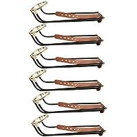 Homyl 6 Pcs de Barandillas de Bolsillo de Mesa de Billar para Reparación y Reemplazo