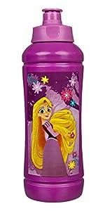 Unbekannt scooli ravt9910Disney Rapunzel sí Deportes Botella, 425ml
