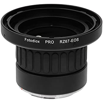Fotodiox Pro Lens Mount Adapter with Focusing Barrel: Amazon