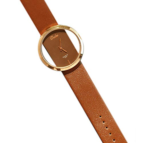 Herren Frauen Klassische Uhr LSAltd Damen Beiläufige Quarz Uhr Leder Armbanduhr 2019 Ankunft
