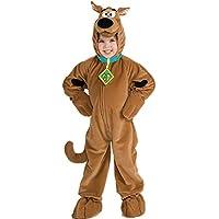 Scooby Doo Disfraz Vellón Y Cabeza M 5-7 Años