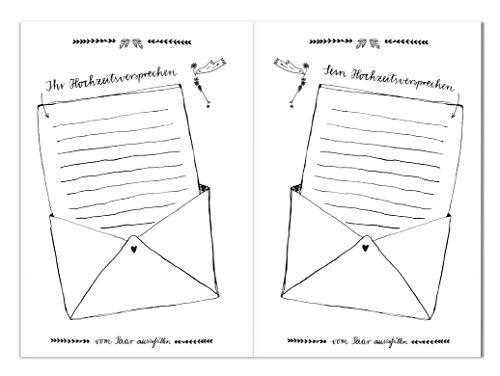 Witziges Und Charmantes Hochzeitsgstebuch Ihr Bei Unserer Hochzeit