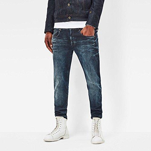 G-STAR RAW Herren Jeans Blau (dark aged)