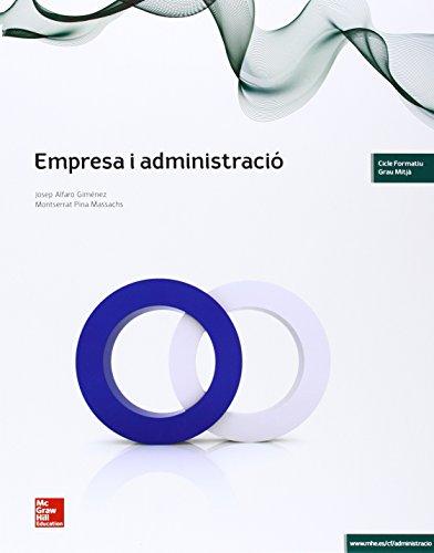 LA. EMPRESA I ADMINISTRACIO por Josep Alfaro Giménez