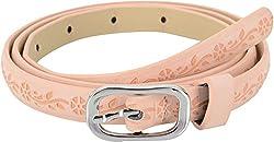 SRI Women's Causal Almond Belt - 1.5CMS ...