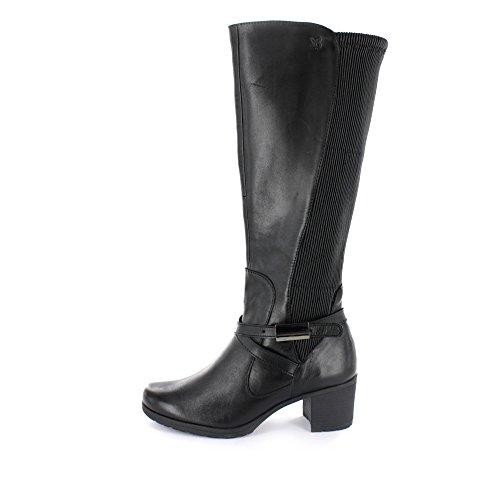 Caprice 25527-019, Stivali donna 019 Black Kombi