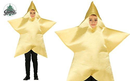 Stern von Bethlehem Kostüm für Kinder Gr. 98-134, (Kostüme Bethlehem)