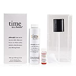 Philosophy Time In A Bottle Daily Age-Defying Serum -2pcs