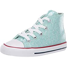 b520addc6d5c Converse Chuck Taylor All Star Hi Sport Sparkle Teal Tint Synthetische Baby  Trainer Schuhe