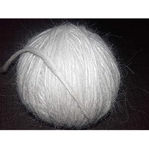 100% reine Alpaka Wolle Single Garn, 1 x gesponnen, nicht verzwirnt