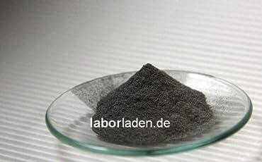 500g Magnesiumpulver <40µm * Labor, Survival, Feuerstarter - Beste Qualität aus Deutschland!