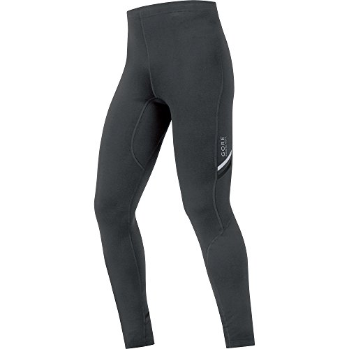 GORE RUNNING WEAR, Uomo, Calzamaglia Corsa, GORE Selected Fabrics, MYTHOS 2.0 Tights long, TMYTLM Nero