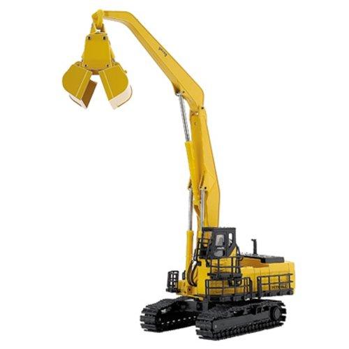 modellino-mezzi-joal-1-50-scavatore-komatsu-pc1100lc-6-c-draga