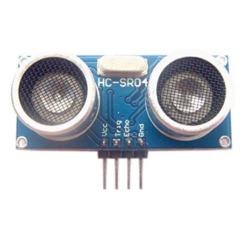 DaoRier HC-SR04 Ultraschal Distance Measuring Transducer Sensor Distanzsensor für Arduino Sensor Transducer