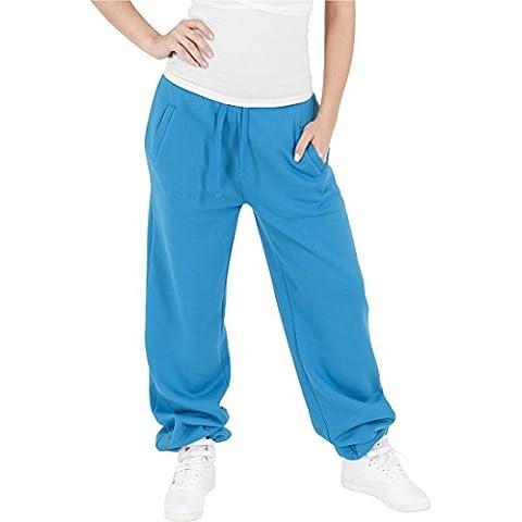 Urban Classics Loose-Fit Sweatpants Di formazione Pants Rosso