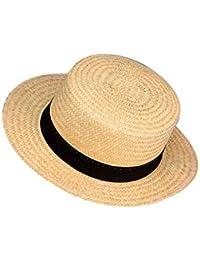 Amazon.es  sombreros canotier  Ropa 086fc669ea2