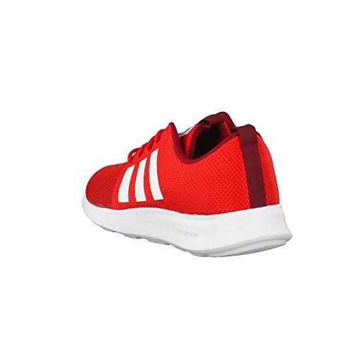 adidas NEO Herren Sneaker CF SWIFT RACER SCARLE/FTWWHT/CBURGU