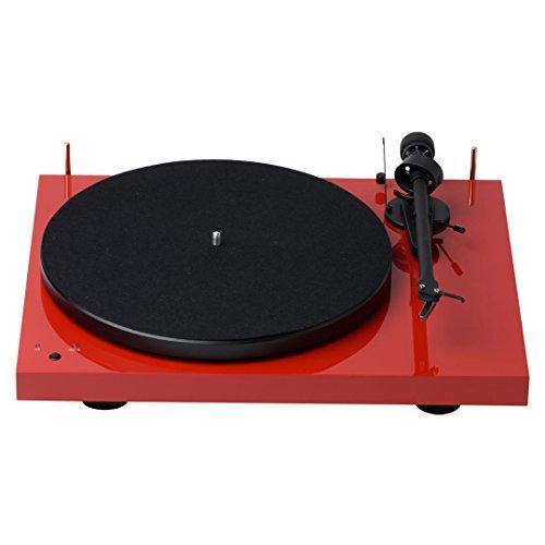 Pro-Ject Debut III RecordMaster hg. rosso usato  Spedito ovunque in Italia