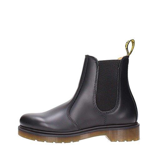Dr. Martens 2976 Smoothplain Welt, Sneakers Hautes Mixte Adulte