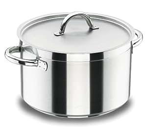 Lacor 54051 Marmite Braisière Chef Luxe Diamètre 50 cm