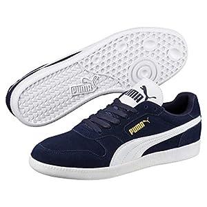 Puma Unisex-Erwachsene Icra Trainer Sd-Peacoat White Sneaker