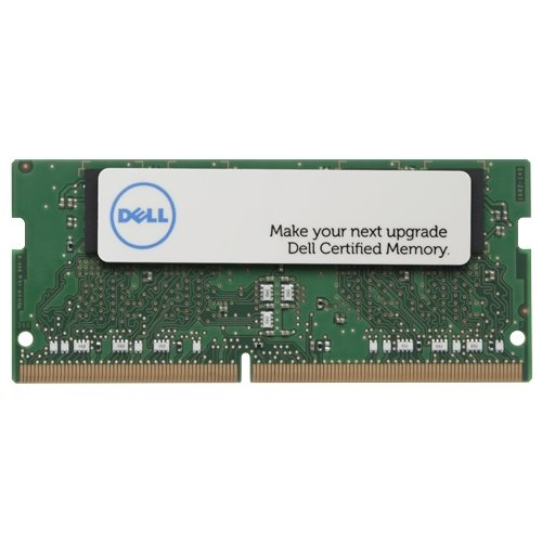 Dell 8 GB Certified Memory Module 2Rx8 SODIMM 2400MHz, A9210967 (2Rx8 SODIMM 2400MHz)
