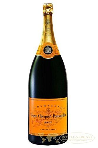Veuve Clicquot - Champagner - Brut - Frankreich - Nebukadnezar