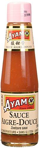 AYAM Sauce Aigre Douce - Lot de 4