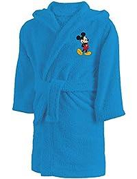 CTI Disney Mickey 043223 Star - Albornoz Infantil (2 a 4 años), Color