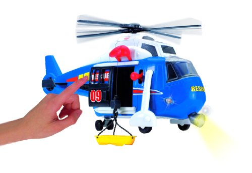 Dickie Toys 203308356 - Action Series Helicopter, Helikopter, 41 cm - 9