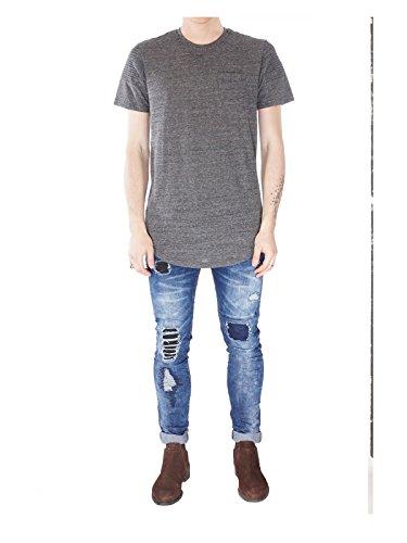 Project X Paris Herren T-Shirt Grau